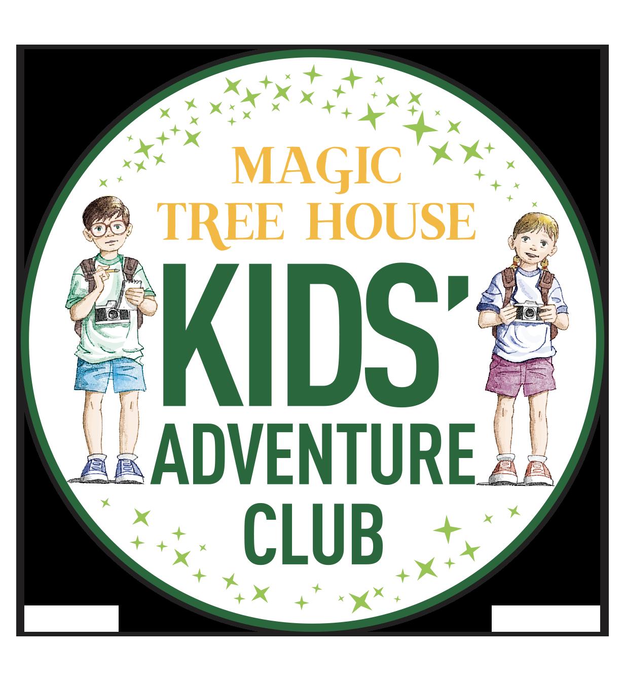 Kids Adventure Club Magic Tree House